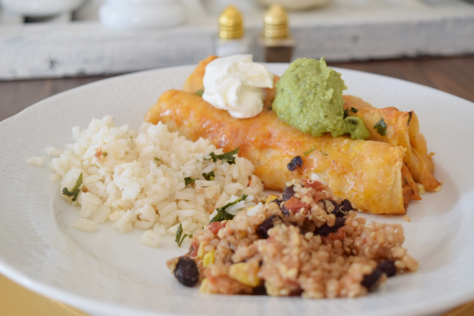 The Best Enchilada Recipe-Ever!
